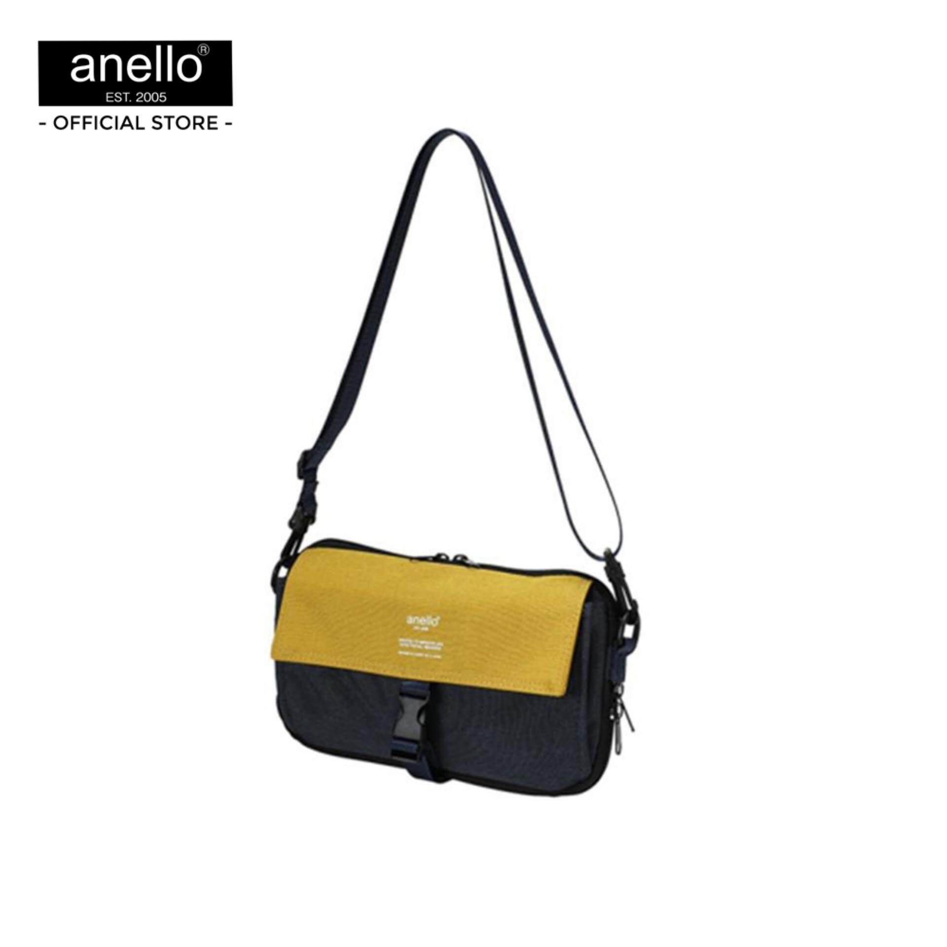 ยี่ห้อไหนดี  พระนครศรีอยุธยา anello กระเป๋า สะพายข้าง tone Mini Shoulder Bag_AT-H1152