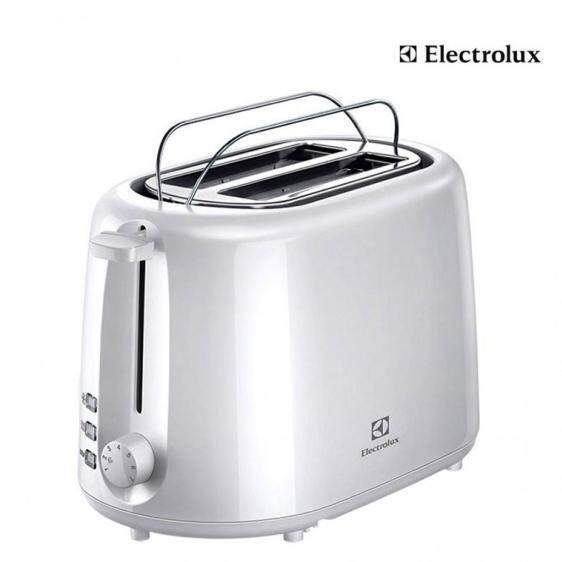ยี่ห้อนี้ดีไหม  พิจิตร Electrolux Toaster เครื่องปิ้งขนมปัง เตาปิ้งขนมปัง เครื่องทำแซนด์วิช เครื่องทำขนมปัง เตาปิ้ง ที่ปิ้งขนมปัง ที่ปิ้ง ที่ปิ้งขนม เครื่องปิ้งไฟฟ้า เครื่องทำแซนวิช ขนมปังทาเนย ทาเนยก่อนปิ้ง เครื่องใช้ไฟฟ้าในครัว Sandwich Makers