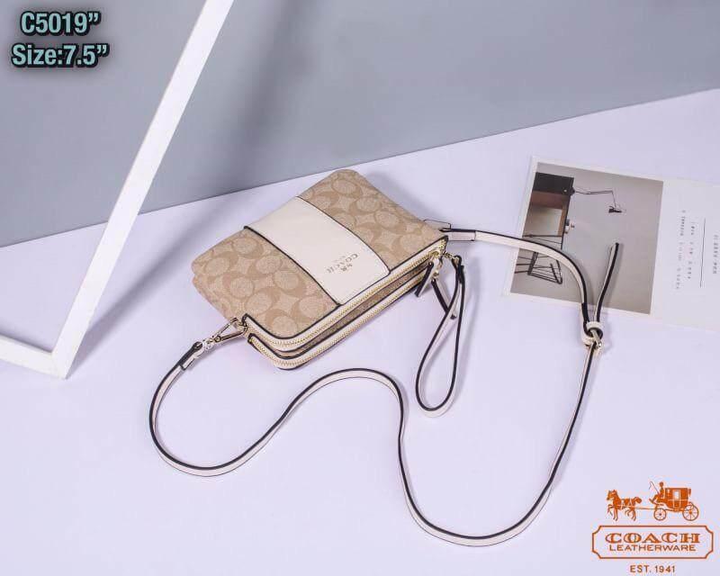 กระเป๋าเป้สะพายหลัง นักเรียน ผู้หญิง วัยรุ่น น่าน กระเป๋าสะพายโคชงานดี ขนาด  8 นิ้ว 2ซิป