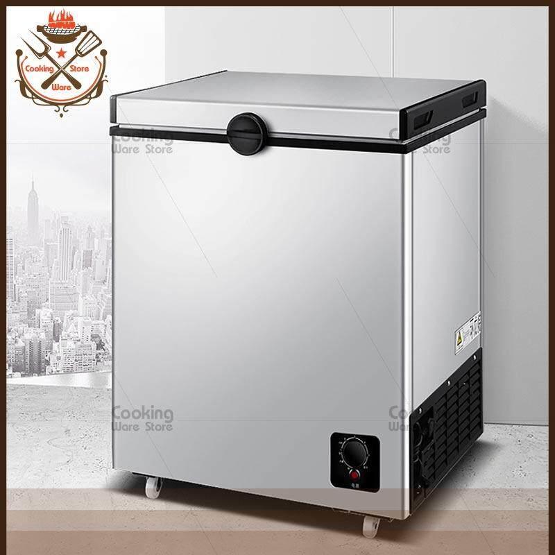 Cooking ตู้เย็น ตู้เย็นมินิ ความจุ 109L ตู้เย็นอเนกประสงค์ เครื่องทำความเย็น สามารถใช้ได้ในบ้าน หอพัก ที่ทำงาน และครอบครัวขนาดเล็ก refrigerator JD180
