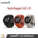 ยี่ห้อไหนดี  สิงห์บุรี Garmin Instinct นาฬิกา GPS มัลติสปอร์ต