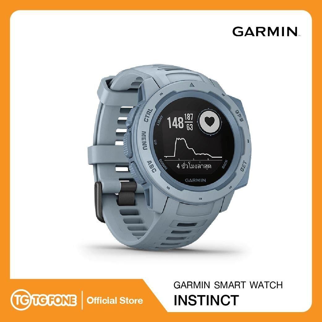 สอนใช้งาน  นนทบุรี GARMIN Smart Watch Instinct (Seafoam)