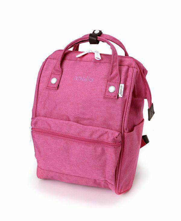 สอนใช้งาน  ชัยภูมิ Anello Mottled polyester backpack (mini)