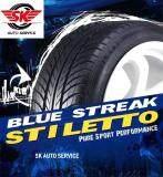 ประกันภัย รถยนต์ 3 พลัส ราคา ถูก อุดรธานี GOODYEAR ยางรถยนต์ (ล้อขอบ17) 205/45R17 รุ่น Blue Streak Stiletto 2 เส้น (ใหม่ปี2019)