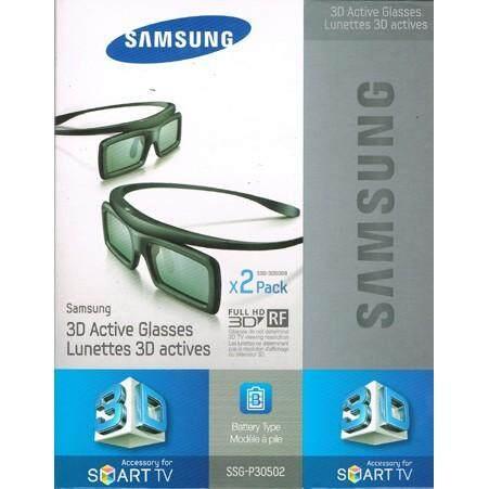 """สุดยอดสินค้า!! """"ส่งฟรี KERRY""""แว่น 3 มิติ แบบ Active Shutter Glasses - Samsung SSG-5100GB ของแท้จากSamsung รุ่นใหม่ล่าสุดแพ็คคู่2"""