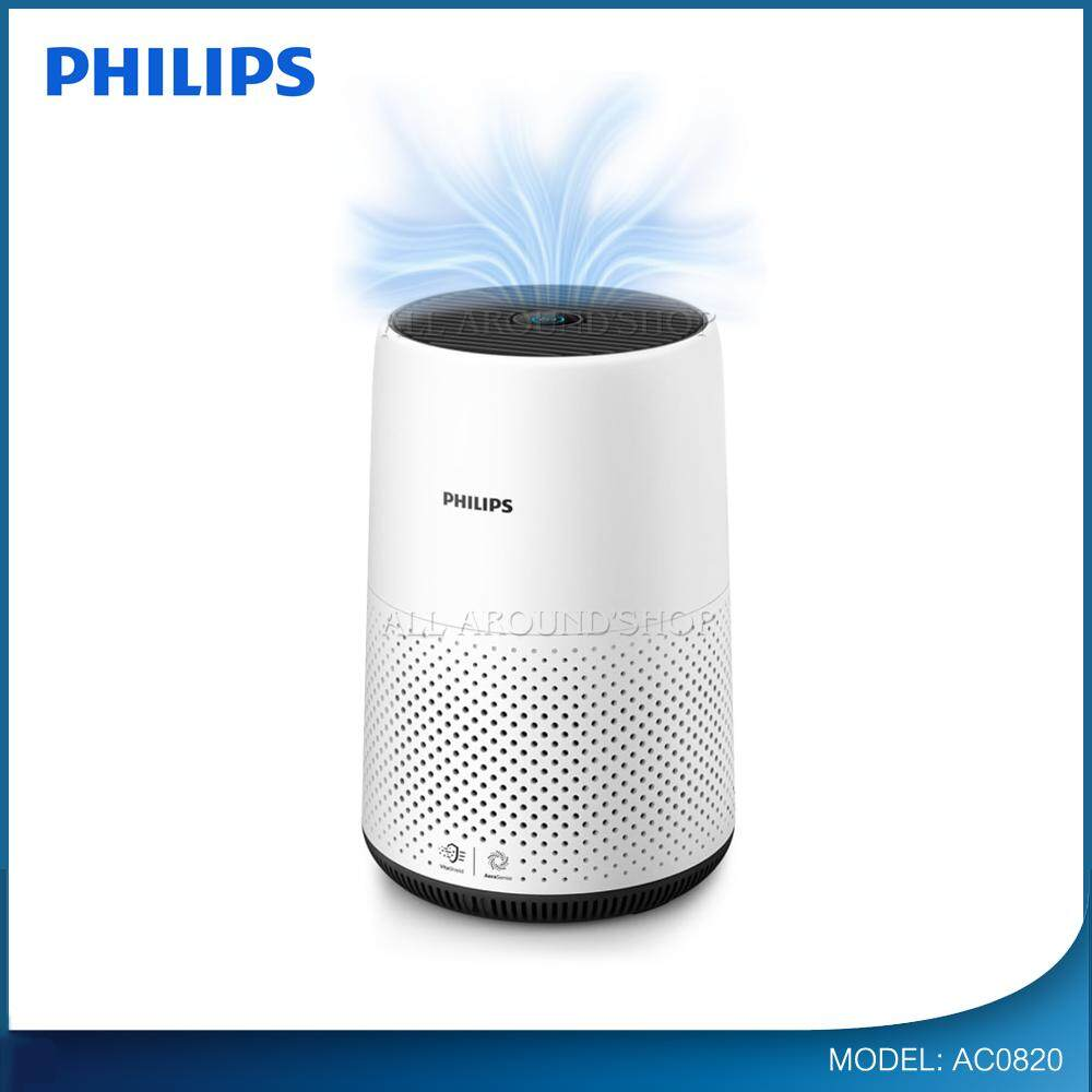 ลำพูน Philips เครื่องฟอกอากาศ Series 800 รุ่น  AC0820