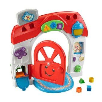 Fisher-Price ประตูบ้าน LaughLearn Smart Stages Home