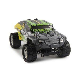 Gadget รถ Off-road Buggy บังคับวิทยุ MT 1:16 ( สีเขียว )