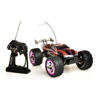 Gadget รถบักกี้ Off Road บังคับวิทยุ Land Buster Buggy 4WD12 สเกล 1:12(Red)