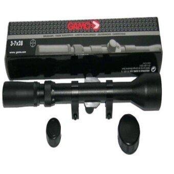 Gamo กล้องติดปืน rifle scope3-7x28 mm