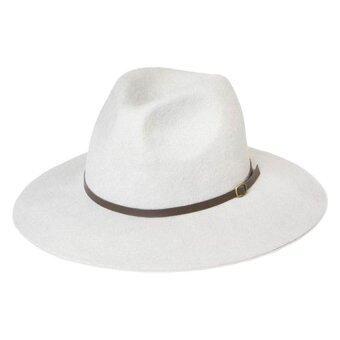goodtimeshops หมวกปานามา nude wool (grey)