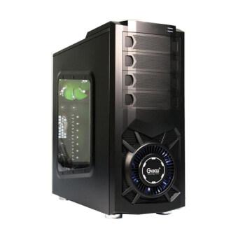 Gview เคสคอมพิวเตอร์ ฝาอะคลีลิค i3-20 (Black)