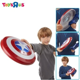 Hasbro Marvel Captain America - Civil War Magnetic ShieldGauntlet