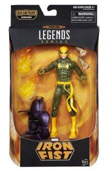 Hasbro Marvel Legends Doctor Strange Dormammu Series : Iron Fist Figure