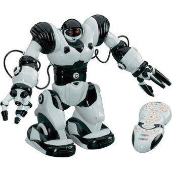 Hitech หุ่นยนต์ บังคับวิทยุ Roboactor รุ่น TT313 (White/Black)