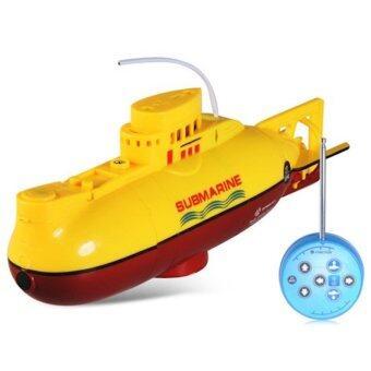 Hitech Submarine Tourism 3311 เรือดำน้ำบังคับวิทยุ (สีเหลือง)
