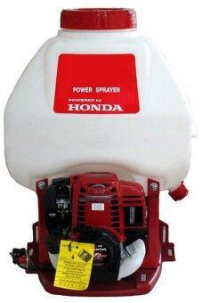 Honda เครื่องพ่นยาสะพายหลัง HONDA GX35 (4 จังหวะ) (Red)