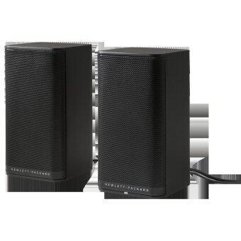 HP ลำโพง HP 2.0S5000 (สีดำ)