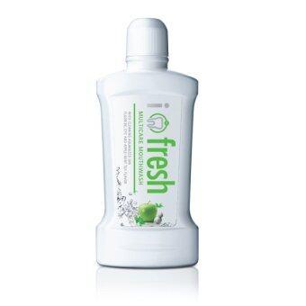 i-fresh น้ำยาบ้วนปากเพื่อดูแลช่องปากและฟันi-fresh Multicare Mouthwash 500 ml
