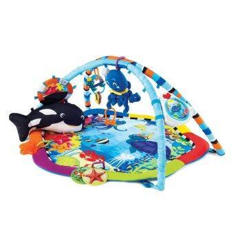 Jeab Toys เพยยิม Yookido Ocean Adventure Play Gym