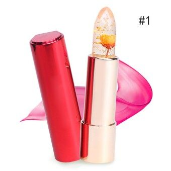 Kailijumei Flower Jelly Lip Gold - Minutemaid