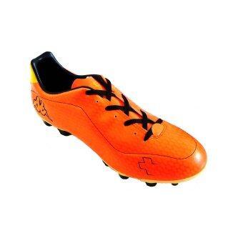 Kappa รองเท้า ฟุตบอล Football Shoes รุ่น GF-15A7 OA (สีส้ม/ดำ)