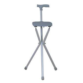 Kmed ไม้เท้า สามารถปรับเป็นเก้าอี้ได้ รุ่น FS940L