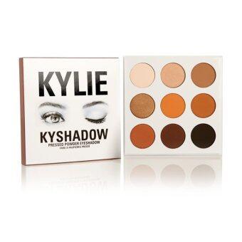 Kylie CosmeticsKyshadow Kit Bronze Palette อายแชโดว์ 9 สี ในตลับเดียว