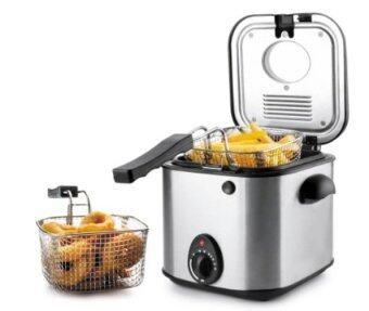 Lacor 69198 หม้อทอดอาหารไฟฟ้า จากประเทศสเปนElectric Fryer 840 W