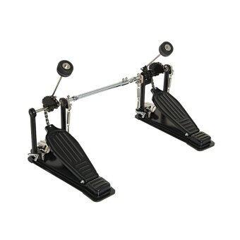 LANDWIN กระเดื่อง คู่ กลองชุด Drum Pedal Double รุ่น LW405 (Black)