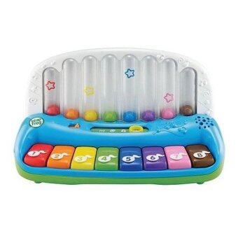 Leapfrog ของเล่นดนตรี เปียโนเด็กวัยหัดเดิน PoppinPlay Piano