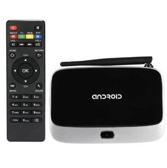 Lily Q7 CS918 Android 4.4 TV Box Player Quad Core 1GB/8GB XBMC Wifi 1080P with Remote Control
