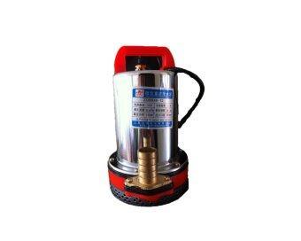 Lingming ปั้มน้ำ แบบจุ่ม 120W ใช้ไฟ DC 12 V หรือระบบโซล่าเซลล์ และแบตเตอรี่