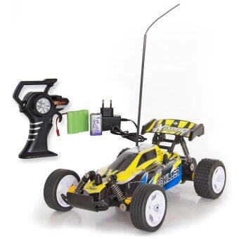 Mad Runner X Speed 1:22 รถบักกี้บังคับวิทยุ (สีเหลือง)