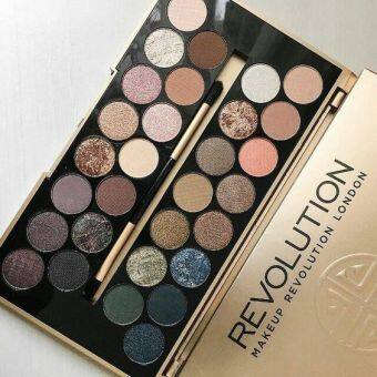 Makeup Revolution Fortune Favours The Brave Eye Shadow Palette