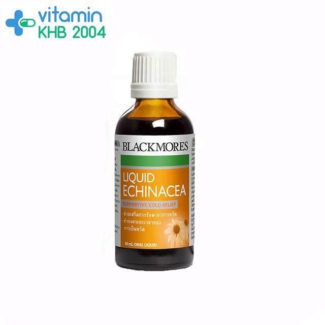 อ่างทอง Blackmores Liquid Echina (50 ml) รักษาอาการหวัด