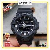 นาฬิกาข้อมือ นาฬิกา Casio นาฬิกา Gshock รุ่น GA-700-1B นาฬิกาผู้ชาย นาฬิกาผู้หญิง กันน้ำ - ของแท้ พร้อมกล่อง คู่มือ ใบรับประกัน CMG จัดส่ง kerry ทุกวัน มีประกัน 1 ปี สี ดำ