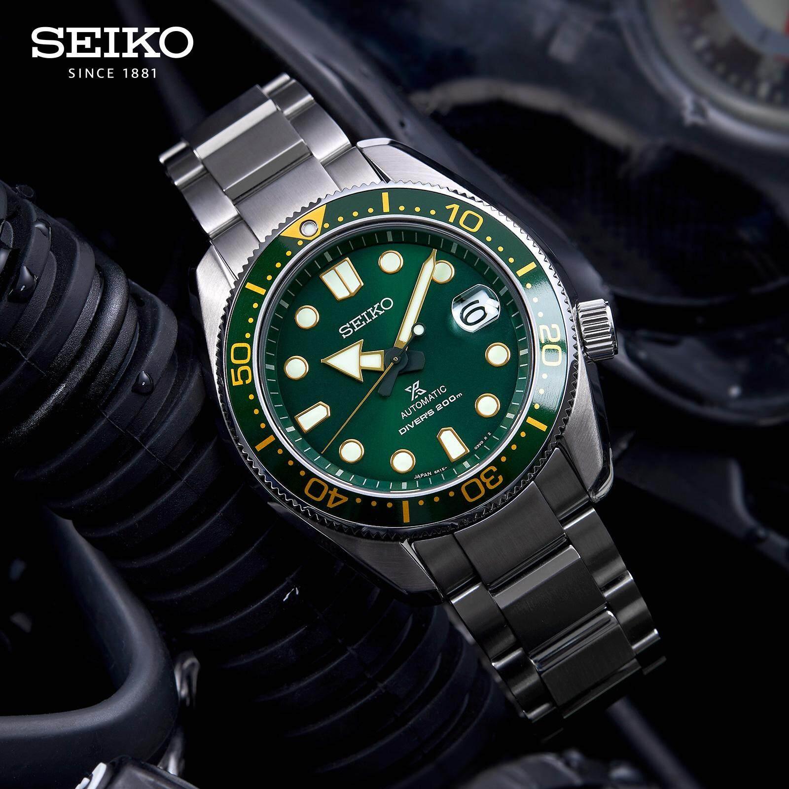 มุกดาหาร นาฬิกาข้อมือ SEIKO PROSPEX  ZIMBE No.12 THAILAND LIMITED EDITION  AUTOMATIC DIVER'S 200m รุ่น SPB109J