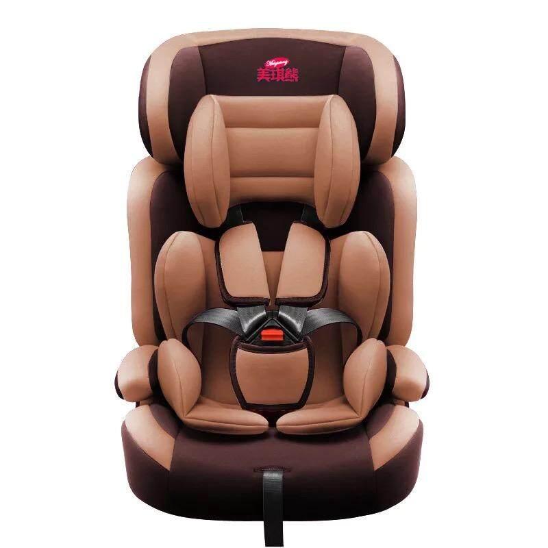คาร์ซีท (car seat) เบาะรถยนต์นิรภัยสำหรับเด็กขนาดใหญ่ ตั้งแต่อายุ 0 เดือน ถึง 12 ปี