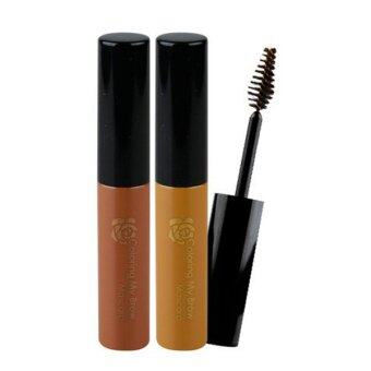 Meilinda-MIRACLE Mascara Brow Set