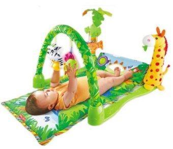 Morestech เพลยิม สวนสัตว์ Rainforest Play Gym 3059