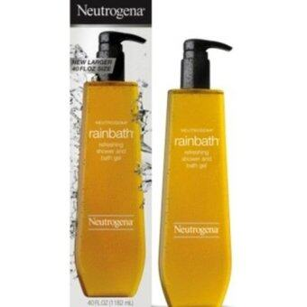 Neutrogena Rain Bath Refreshing Shower and Bath Gel#Original (1182 ml.)
