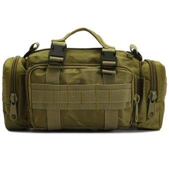 Nifty well กระเป๋าคาดเอว Waist Bag 3 in 1 (สีเขียว)