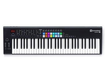 Novation Midi Controller Keyboard Launchkey 61 MKII