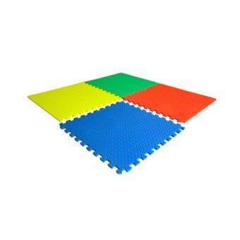 แผ่นรองคลาน 4 ชิ้น - 4 สี