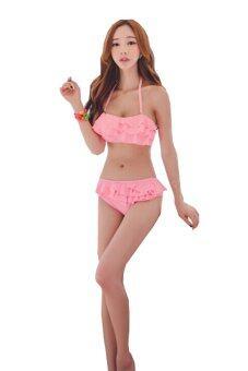 Glitter Summer Bikini T04 (Pink)