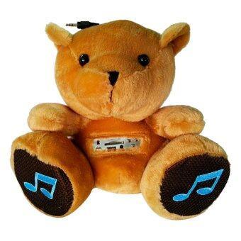 Ipal ตุ๊กตาลำโพง speaker Teddy Bear รุ่น IP-LN-902