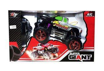 รถบังคับวิทยุ สีดำ - Black RC Super Giant Car