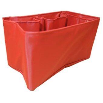 ที่จัดระเบียบกระเป๋า สำหรับ กระเป๋า Louis vuitton รุ่น speedy 30 (สีแดง)