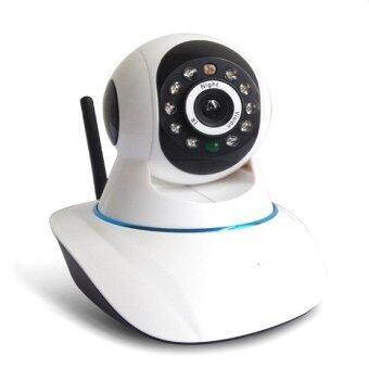 P2P K8040 IP CAMERA FULL HD IP 1.3 ล้านพิกเซล (สีขาว)